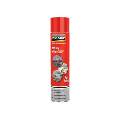 Pest-Stop (Pelsis Group) Bed Bug Killer Spray 300ml