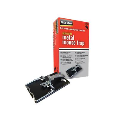 Pest-Stop (Pelsis Group) Easy Setting Metal Mouse Trap