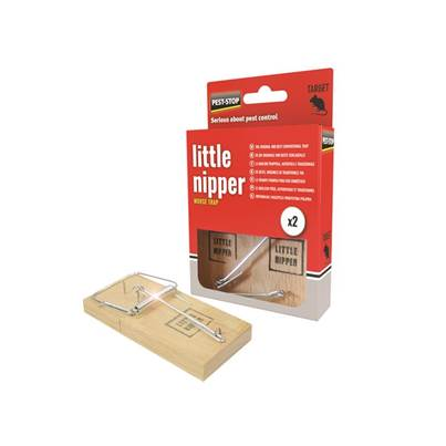 Pest-Stop (Pelsis Group) Little Nipper Mouse Trap