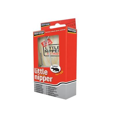 Pest-Stop (Pelsis Group) Little Nipper Rat Trap
