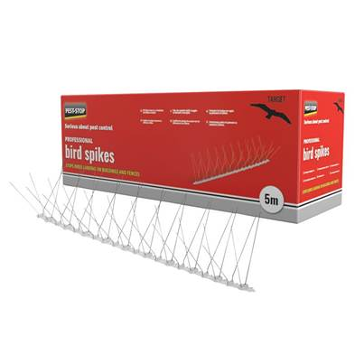 Professional Bird Spikes 50cm Metal Strips (Pack 10)