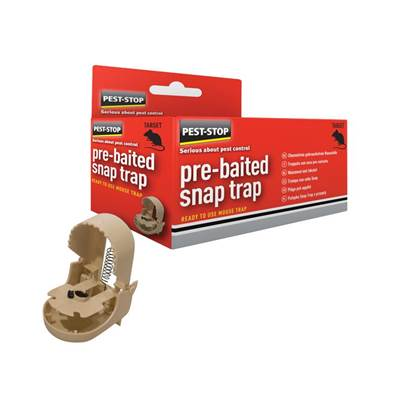 Pest-Stop (Pelsis Group) Snap Mouse Trap