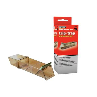 Pest-Stop (Pelsis Group) Trip-Trap Mouse Trap