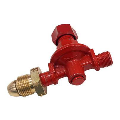 Sievert 0.5-4 bar Adjustable HP LPG Regulator 3/8 BSP