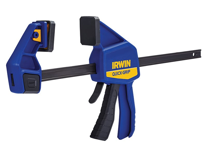 Cast Iron Head /& Feet 1800mm T-Bar Sash Clamp High Pressure Clamping Woodwork