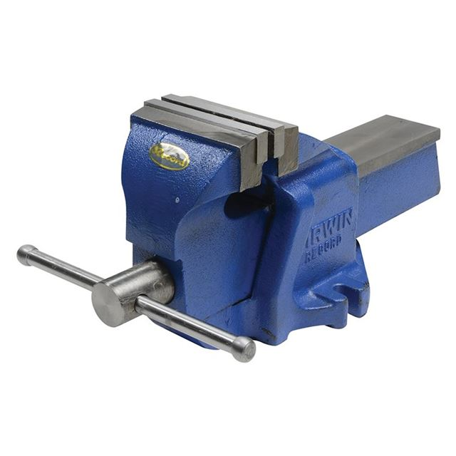 IRWIN® Record® No.5 Mechanics Vice 125mm (5in)