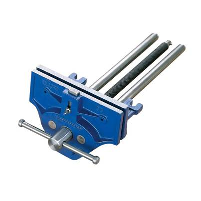 IRWIN® Record® Woodwork Vice, Plain Screw & Dog