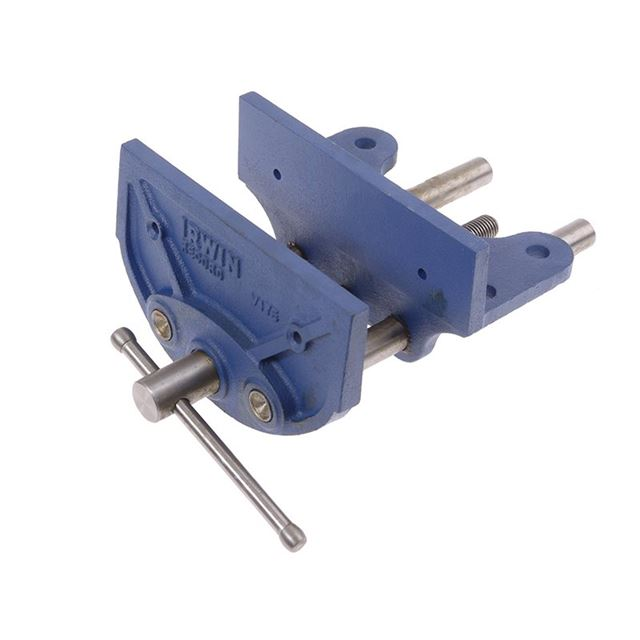 IRWIN® Record® V175B Woodcraft Vice 175mm (7in) Boxed