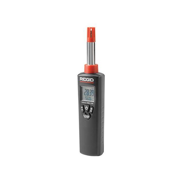RIDGID HM-100 Micro Humidity & Temperature Meter 37438