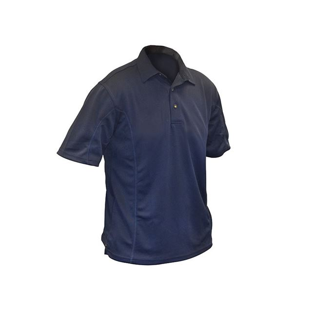 Roughneck Clothing Blue Quick Dry Polo Shirt - XL (46-48in)