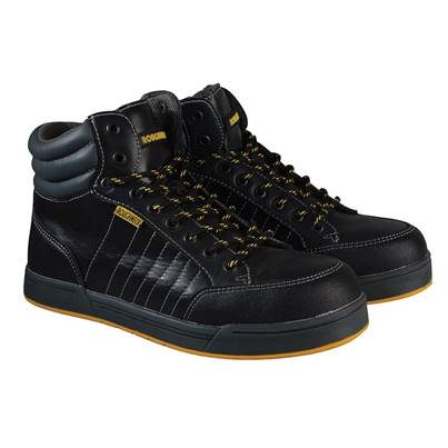 Roughneck Clothing Raptor Hi-Top Safety Trainers