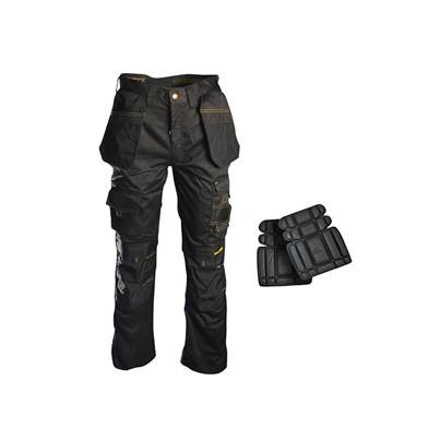 Roughneck Clothing Holster Work Trousers & Knee Pads