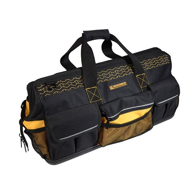 Roughneck Clothing Wide Mouth Tool Bag 24in