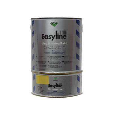 ROCOL EASYLINE® Marking Paint Yellow 2 litre
