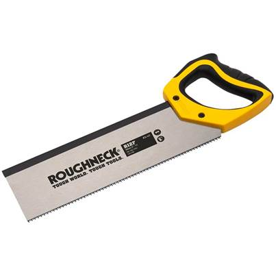 Roughneck R12F Hardpoint Tenon Saw 300mm (12in) 11 TPI
