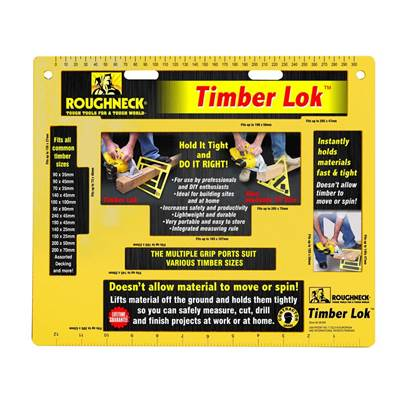 Roughneck Timber Lok