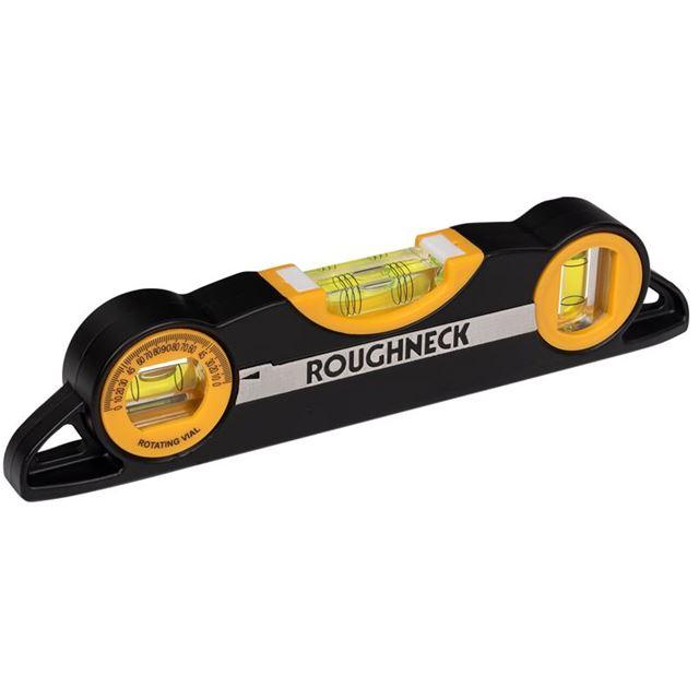Roughneck Magnetic Torpedo Level 22.5cm (9in)