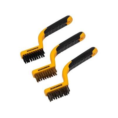 Roughneck Narrow Brush Set 3 Piece