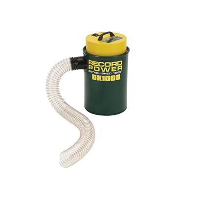 Record Power DX1000 Fine Filter Extractor 45 Litre