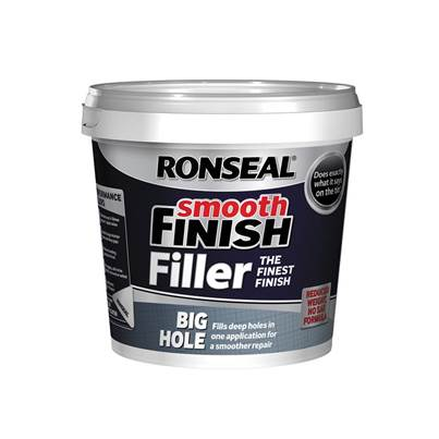 Smooth Finish Big Hole Filler 1.2 litre