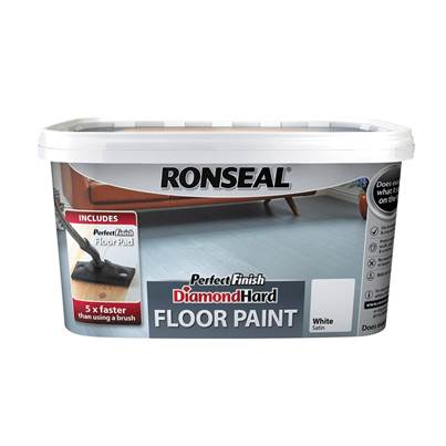Ronseal Diamond Hard Perfect Finish Floor Paint