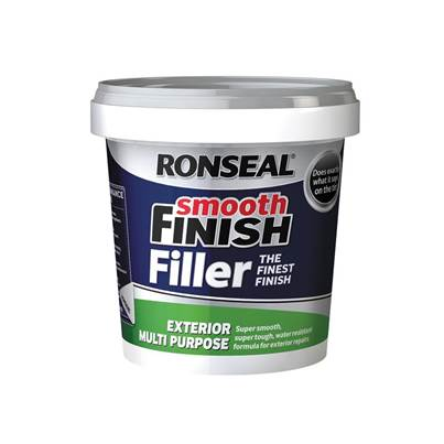 Ronseal Smooth Finish Exterior Ready Mix Filler