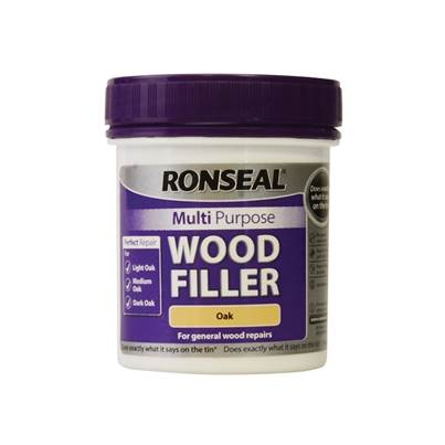 Ronseal Multipurpose Wood Filler Tub