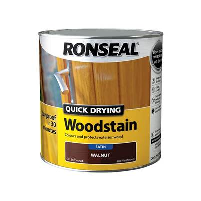 Ronseal Quick Drying Woodstain