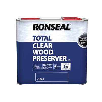 Ronseal Trade Total Wood Preserver