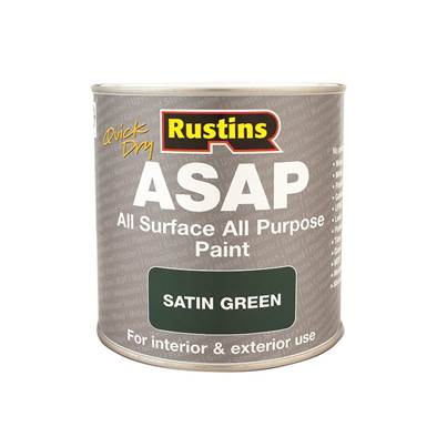 Rustins Quick Dry All Surface All Purpose (ASAP) Paint