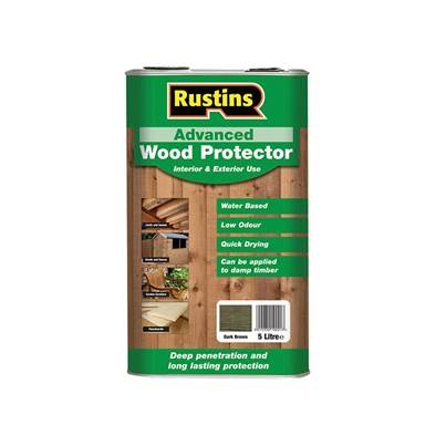 Rustins Advanced Wood Protector