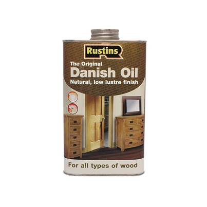Rustins Original Danish Oil