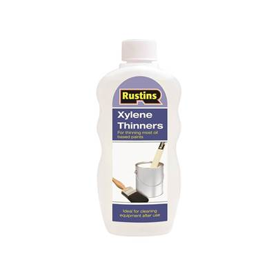 Rustins Xylene Thinner 500ml
