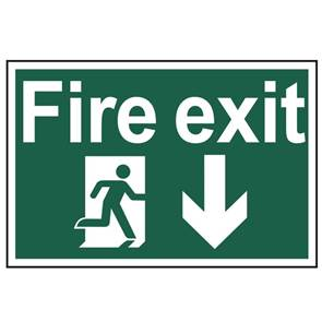 view Signs: Fire Safety & Safe Condition products