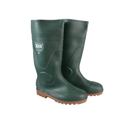 Scan Non Safety Wellington Boots UK 7 EUR 41
