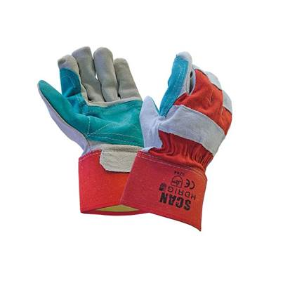 Scan Heavy-Duty Rigger Gloves - Large