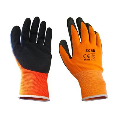 Scan Foam Latex Coated Gloves