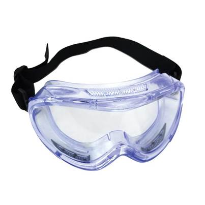 Scan Moulded Valved Safety Goggles