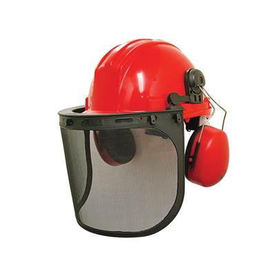 Scan Forestry Helmet Kit