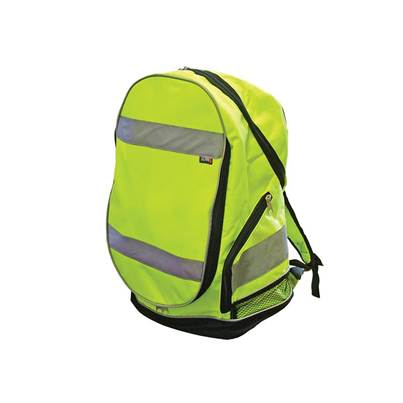 Scan Hi-Vis Yellow Backpack