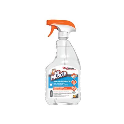 SC Johnson Professional Mr Muscle® Multi-Surface Cleaner 750ml
