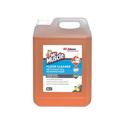 SC Johnson Professional Mr Muscle® Floor Cleaner 5 litre