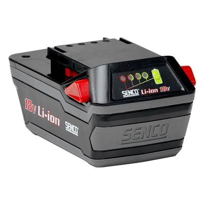 Senco VB0162EU 18V 3.0Ah Battery DS5550 / DS5525 / DS7525