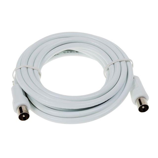 SMJ TV Coaxial Cable 3m