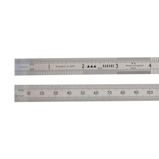 STANLEY® 64FR Rustless Rule 300mm / 12in
