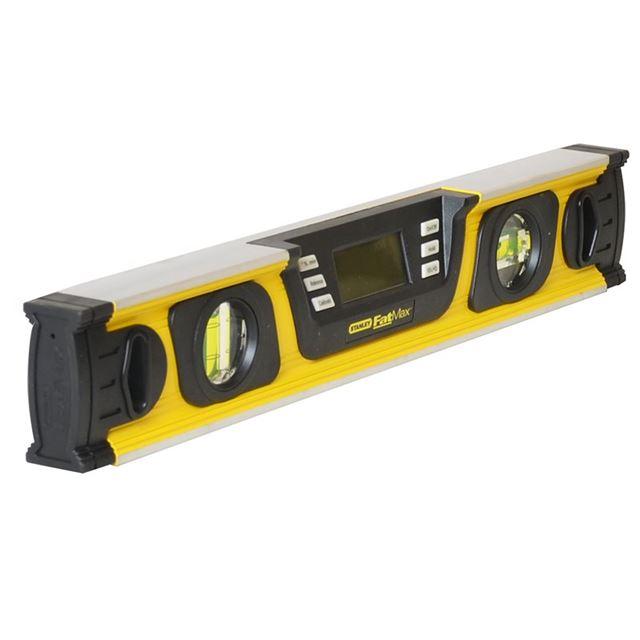 STANLEY® FatMax® Digital Level 3 Vial 40cm