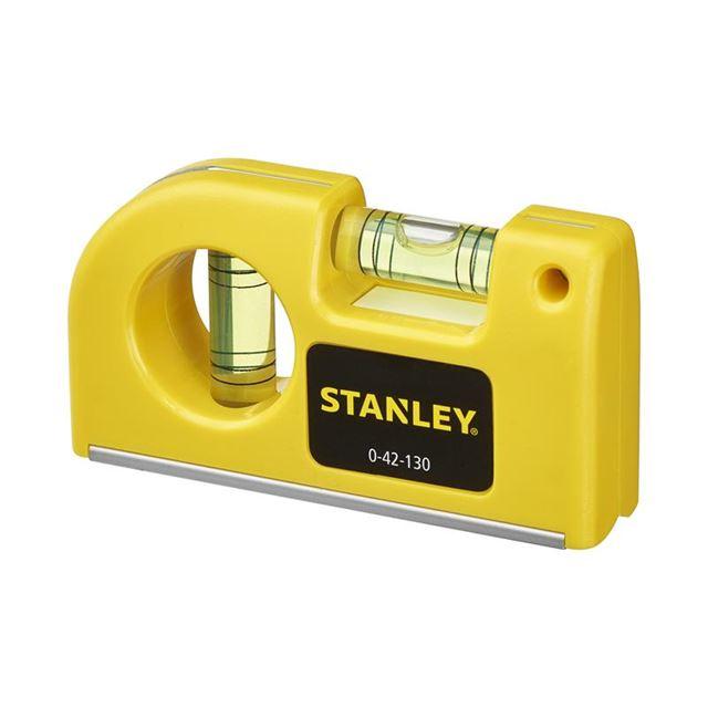 STANLEY® Magnetic Horizontal / Vertical Pocket Level