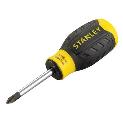 Stanley Tools Cushion Grip Stubby, Phillips