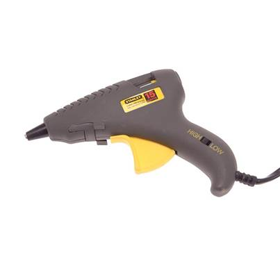 Stanley Tools Mini Trigger Glue Gun 15 Watt 240 Volt