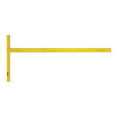 Stanley Tools Metric Drywall T-Square 1220mm (4ft)
